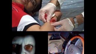 اشترى سيارة وحصل فيها جني وانجرحت يده !💔
