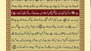 Quran-Para 25/30-Urdu Translation