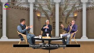 Discussion on Islamabad Dharna, Swat Attack & Other Security Issues in Hujra @TAG TV