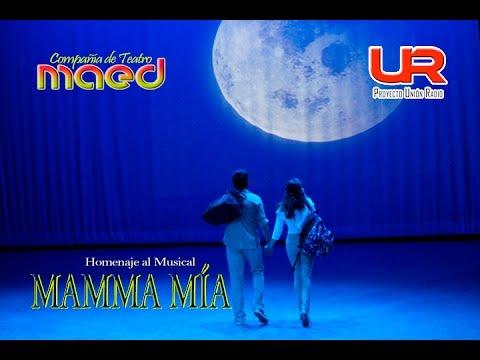 Homenaje al Musical Mamma Mía por Compañía de Teatro MAED