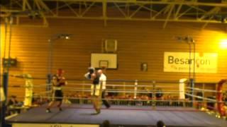 Boxe chpt Franche Comté