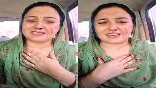 Neelam Gull | Sad News | Nadia Gull Sister Neelum Gull Fight With Her Husband | Must Watch