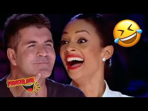 MUSICIAN is NATURALLY FUNNY His Audition Has The Judges Laughing On Britains Got Talent