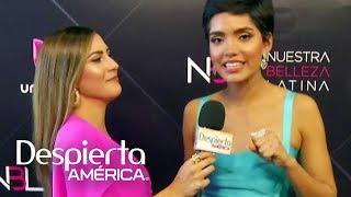 Andrea Bazarte Habla De Peleas Que Han Sucedido En Nuestra Belleza Latina