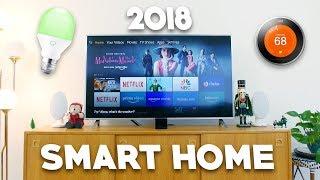 Best Smart Home Tech of 2018!