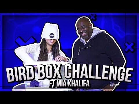 Xxx Mp4 Mia Khalifa Takes On The AFTV Bird Box CHALLENGE 3gp Sex
