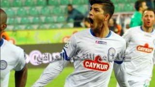 اول هدف لـ ضرغام اسماعيل في الدوري التركي    الانياسبور 2_3 ريزا سبور    2017