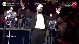 Arab Idol - المشتركون - شبح الأوبرا- الحلقات المباشرة