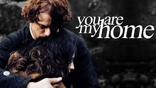 You are my home || Jamie/Claire [1x09]