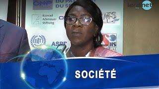 Dieh Mandiaye Ba directrice national de l'état civil parle de la numerisation ...