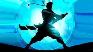 БОЙ С ТЕНЬЮ 2 СПЕЦИАЛЬНОЕ ИЗДАНИЕ Shadow Fight 2 SPECIAL EDITION СЭНСЕЙ победил Рысь и Искру #КИД