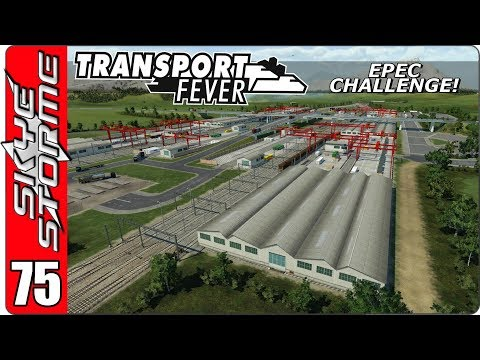 Xxx Mp4 ►THE LAST PIECE OF THE PUZZLE ◀ Transport Fever EPEC Challenge Ep 75 3gp Sex