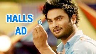 My Halls Ad | Sudheer Babu | New 2016 Commercial