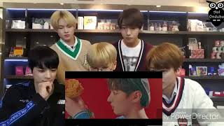 NCT Dream Reaction to WANNA ONE Boomerang MV FMV (just fake)