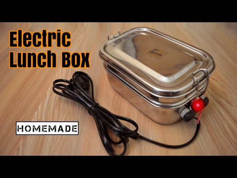Xxx Mp4 How To Make A Hot Electric Lunch Box Homemade 3gp Sex