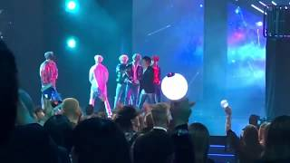 [FANCAM] BTS Perform 'DNA' - AMAs 2017