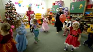 Zabawa dzieci w Przedszkolu nr.10 w Świnoujściu