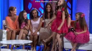 Dance Moms: Maddie Tells A Story About Abby *Super Funny*
