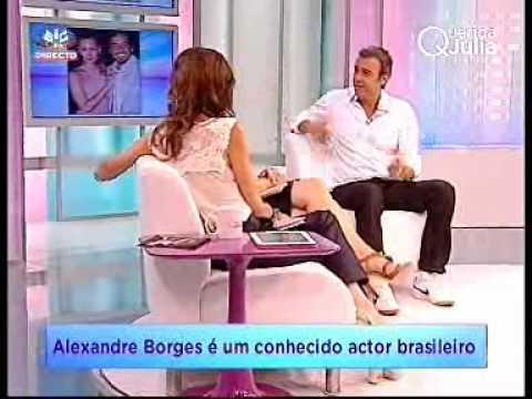 Querida Julia SIC Alexandre Borges