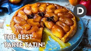 BEST Apple Tarte Tatin Recipe!