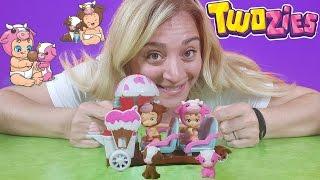 YENİ Oyuncak Tanıtımı -Twozies Oyuncak Seti    Eğlenceli Çocuk Videoları   Oyuncak Butiğim