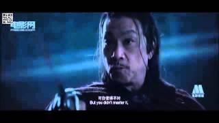 剑雨 Reign of Assassins - Drizzle vs. the Wheel King