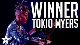 Tokio Myers WINNER   ALL Performances   Britain