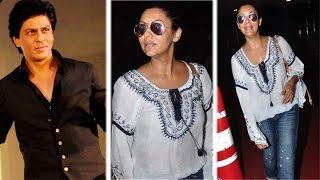 Shah Rukh Khan's Wife Gauri Khan Spotted At Mumbai Airport