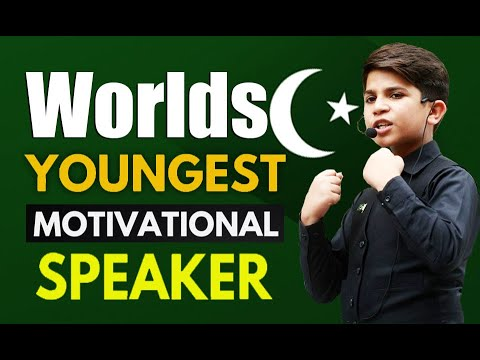 Xxx Mp4 World Youngest Motivational Speaker 11 Years Old Hammad Safi 3gp Sex