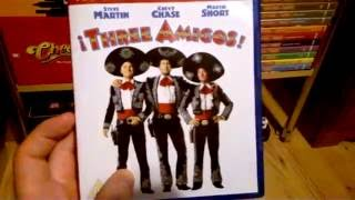 101Films - The Cult Movie Collection - Three Amigos! Blu Ray