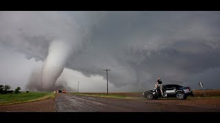 US Tornado Alley and Oklahoma Horrific Disaster Tornado Documentary 2017 HD