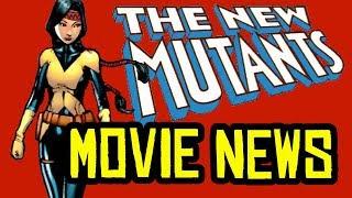 New Mutants - Blu Hunt Cast as Dani Moonstar!