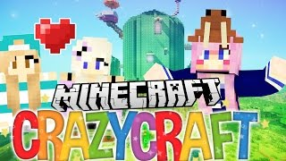 Dance Party & Disaster | Ep 5 | Minecraft Crazy Craft 3.0