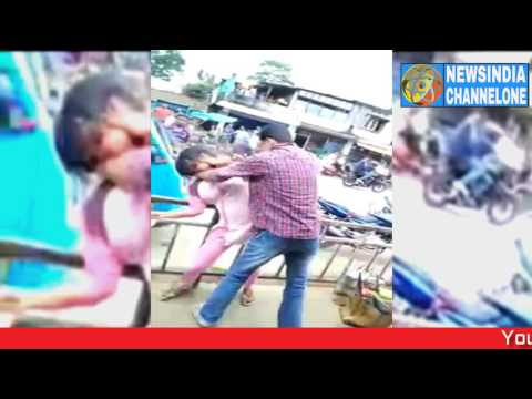 Xxx Mp4 Man Beats Up Girl In Public In Assam Video Crowd Watches 3gp Sex