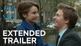 The Fault in Our Stars | Extended Trailer [HD] | 20th Century FOX