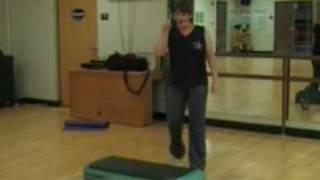 Basic Step Aerobics Moves, Mambo Cha-Cha-cha