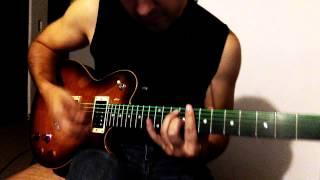 Jessie J - Bang Bang Acoustic (Guitar Cover)