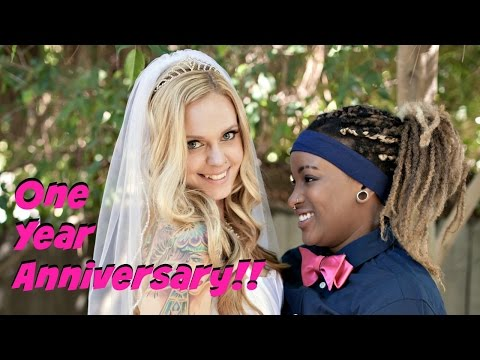 Xxx Mp4 Lesbian Wedding Ceremony Vlog Storytime BerrySwirl 3gp Sex