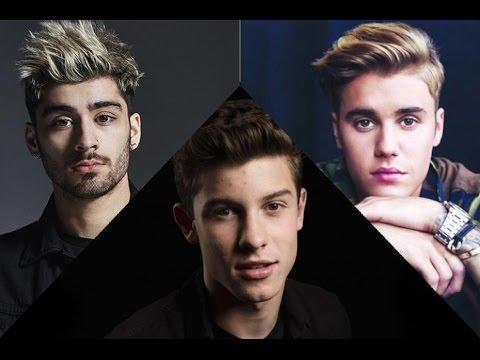 Top Male Vocal Battle!!! HD- Justin BieberShawn MendesZayn Malik and more !!!