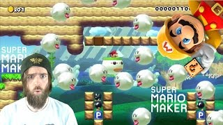 The Beard is With You! | Subscriber Levels [#12] - Super Mario Maker