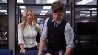Criminal Minds-- JJ and Reid's fight