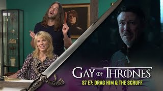 Gay Of Thrones S7 E7: Drag Him & The Scruff (with Maria Bamford)