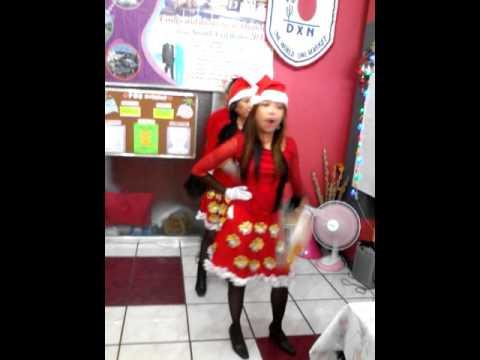 The dancing ELIJAH DXN GENSAN