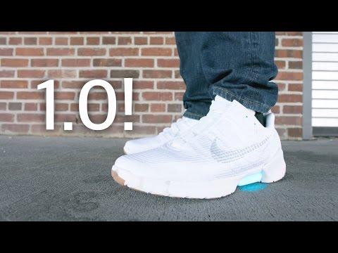 Dope Tech Self Lacing Nike HyperAdapt 1.0