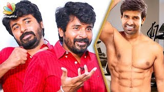 One of the BEST SIX PACK 😂 : Sivakarthikeyan about Soori Comedy | Seema Raja Making & Interview