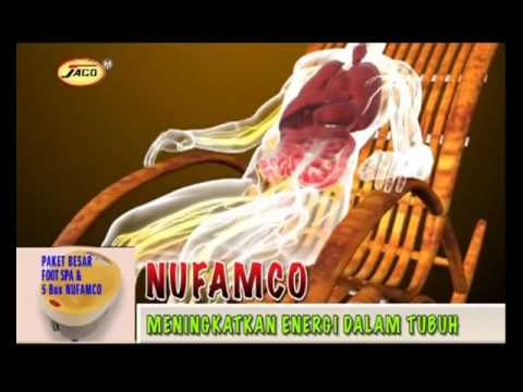 Jaco Nufamco Bonus Foot Spa Besar