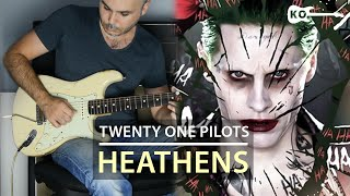 Twenty One Pilots - Heathens - Electric Guitar Cover by Kfir Ochaion
