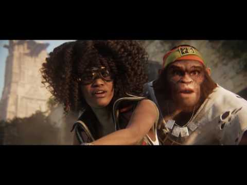 Beyond Good and Evil 2 Trailer E3 2017