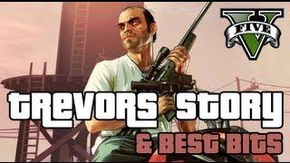 GTA 5 Trevor's Story (Story, Best bits & Heists)
