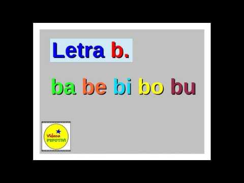 Xxx Mp4 Vídeo No 4 Letra B Ba Be Bi Bo Bu Aprendizaje De Idioma Español 3gp Sex